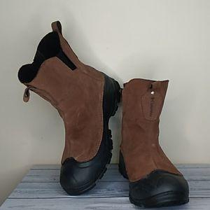 Columbia Omni-grip 200 gram boots size 10 men